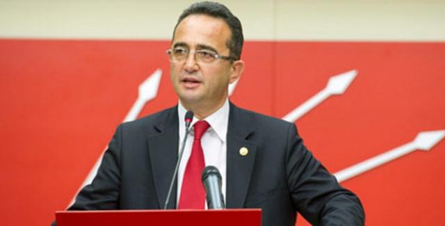 CHP'li Tezcan'dan Ünal'ın Erken Seçim Açıklamasına Tepki