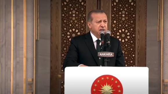 Cumhurbaşkanı Erdoğan: İsim Babası Bülent Arınç
