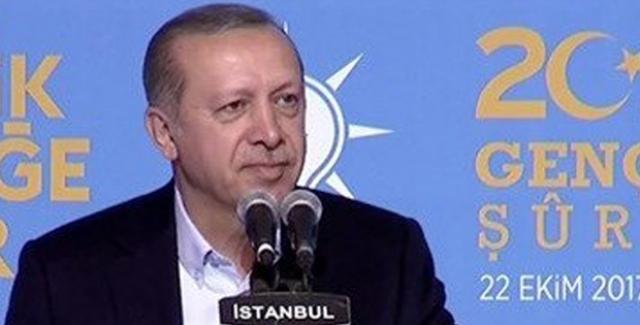Cumhurbaşkanı Erdoğan: Saygı Duydukları Sürece Biz De Onlara Saygı Duyarız