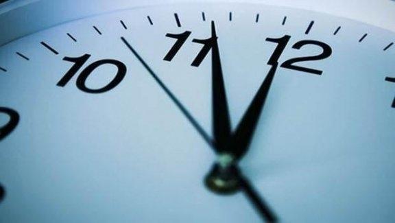 Ekim 2018'de Saatler Bir Saat Geri Alınacak