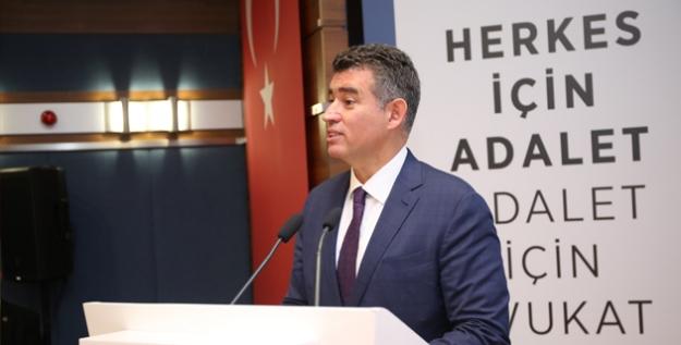 """Feyzioğlu: """"Anayasa Referandumunda Yargıya Verilen Zararı Gidermeliyiz"""""""