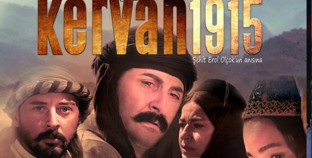 """""""Kervan 1915"""" Salonlardan Çekiliyor!"""