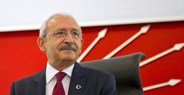 Kılıçdaroğlu Ampute Futbol Milli Takımını Kutladı