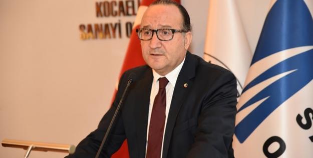 """KSO Başkanı Zeytinoğlu: """"Ağustos Ayında Sanayi Üretim Endeksi Güçlü Performans Gösterdi"""""""