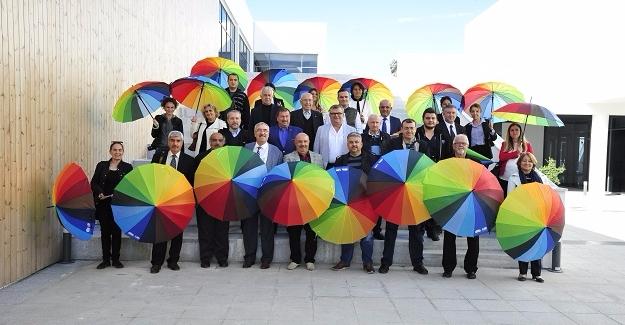 Lüleburgaz'da Avrupa Yerel Demokrasi Haftası Başladı