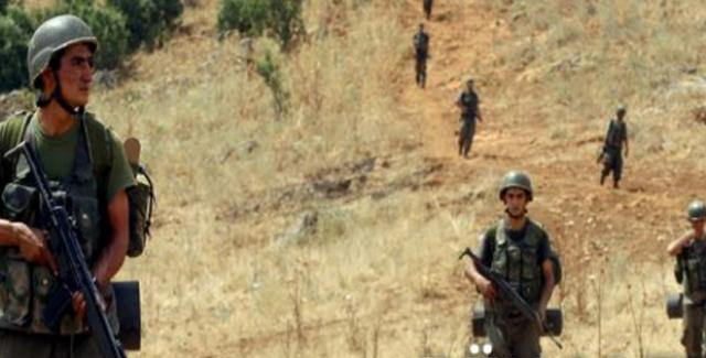 Şırnak Beytüşşebap'ta 8 Terörist Öldürüldü