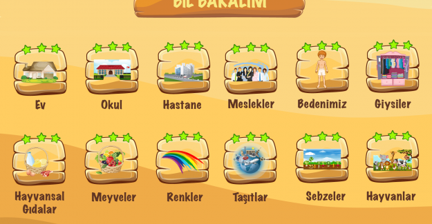 Suriyeli Çocuklar Mobil Oyunla Türkçe Öğrenebilecek
