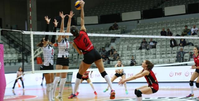 Vestel Venus Sultanlar Ligi 3. Haftası Oyanan Maçlarla Tamamlandı