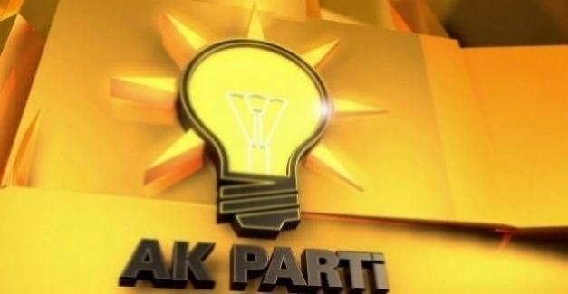 AK Parti Grup Meclis Yönetimini Belirliyor