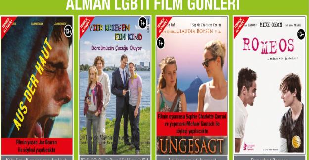 Ankara'da Alman LGBTİ Film Günleri Düzenlenecek