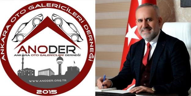 Ankara'ya İkinci Oto Galericiler Sitesi Geliyor…