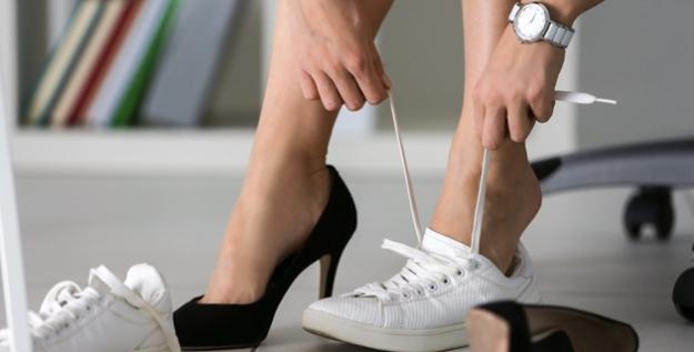 Ayakkabınızı Sakın Böyle Bağlamayın!