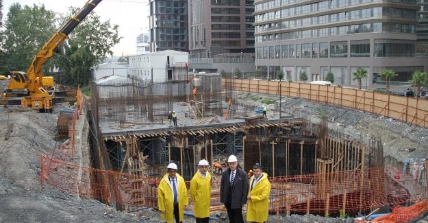 Bakırköy Cemevi ve Kültür Merkezi İnşaatı Devam Ediyor