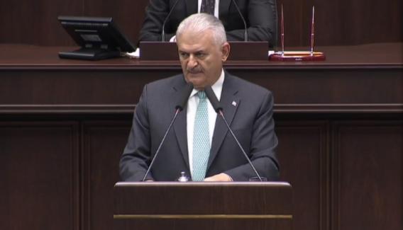 Başbakan Yıldırım: Bre Ahmaklar AK Parti Kurulduğundan Beri Anıtkabir'e Gidiyor