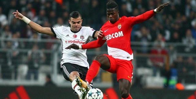 Beşiktaş Avrupa'da Frene Bastı