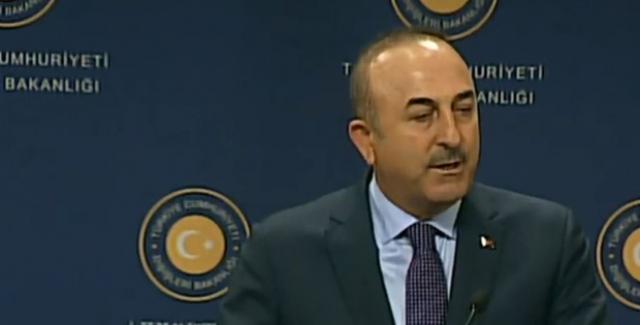 Çavuşoğlu: Trump YPG'ye Silah Verilmeyeceğini Net Bir Şekilde Söyledi