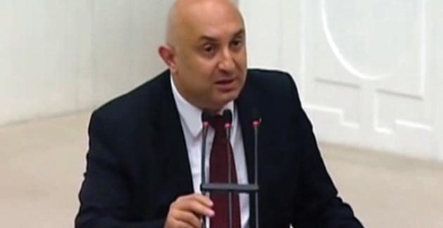 """CHP Grup Başkanvekili Özkoç, """"TBMM Başkanlığını Yönetmeyi Hak Etmeyen Bir Meclis Başkanı"""""""