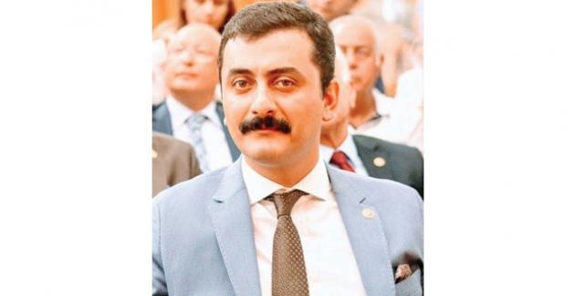 """CHP'li Erdem; """"AKP Kent İle Rant Arasında Sıkışmıştır"""""""