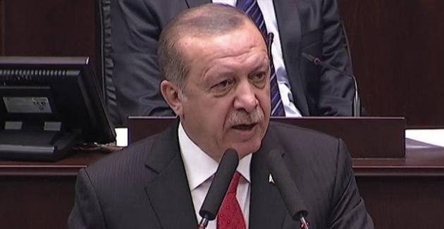 Cumhurbaşkanı Erdoğan: Aynı Tezgâhı Amerika'da Kurdular