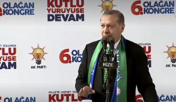 Cumhurbaşkanı Erdoğan: Bazı Yanlışları Aptallar Değil Alçaklar Yapar