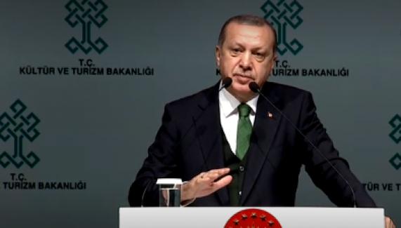 Cumhurbaşkanı Erdoğan Yeni AKM Projesini Tanıttı