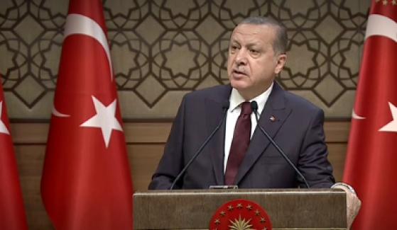 Cumhurbaşkanı Erdoğan'dan CHP'ye Eşcinsel Kotası Çıkışı