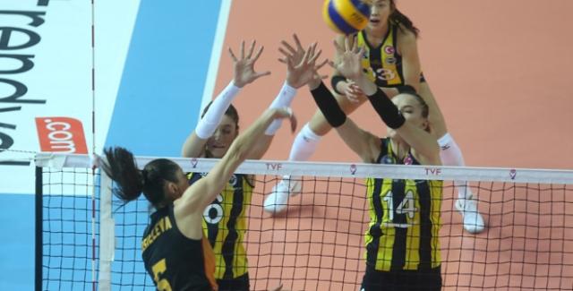Galatasaray 1 - 3 Fenerbahçe