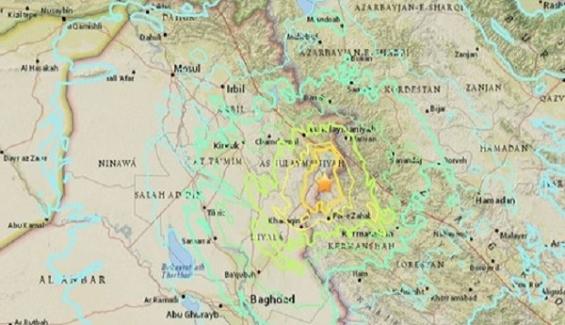 İran'da Depremde Ölenlerin Sayısı 430'a Çıktı