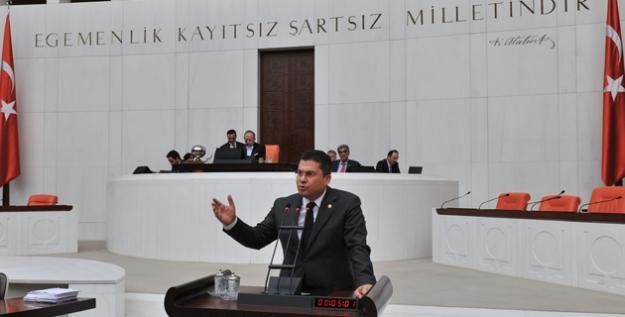 MHP'li Ersoy: Türk Kültürü Ürünleri Güncellenmeli Her Alanda Çıkış Noktamız Olmalı