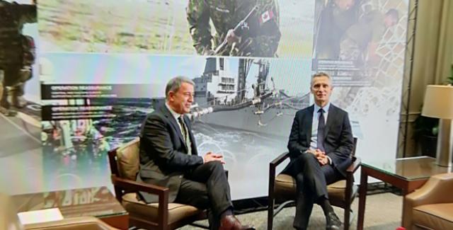 NATO Genel Sekreteri Stoltenberg Akar'dan Özür Diledi