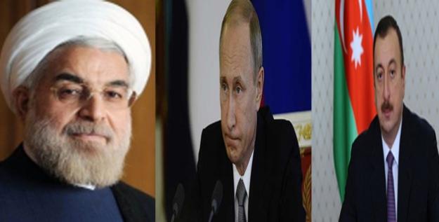 Tahran'da 'Üçlü Zirve'