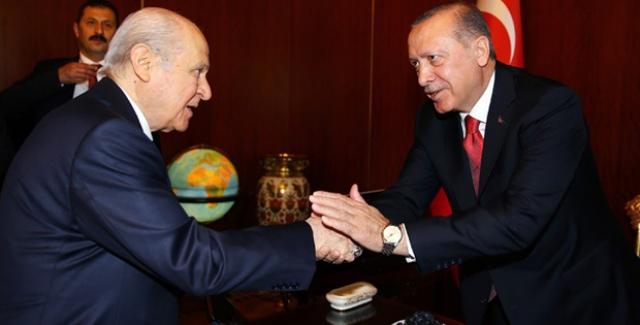 """AK Parti'de """"İttifak Ve Baraj"""" Komisyonu Çalışmaya Başladı"""