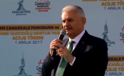 Başbakan Yıldırım'dan Sarraf Açıklaması