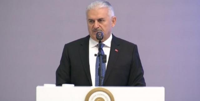 Başbakan Yıldırım: Türkiye'ye Yapılan Dava Üzerinden Ekonomik Bir Saldırıdır