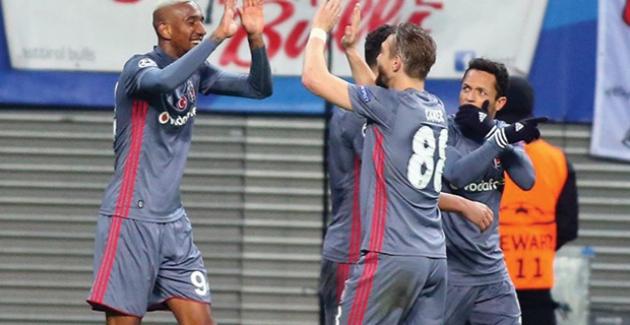 Beşiktaş Tarih Yazmaya Devam Ediyor