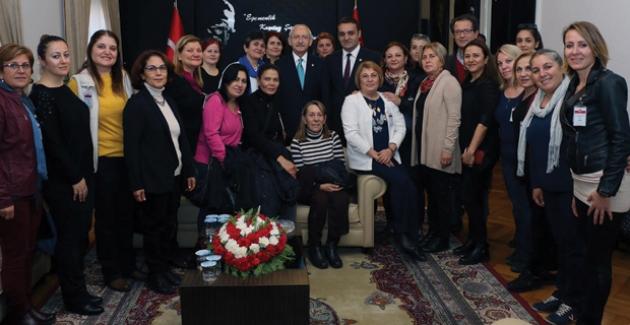 CHP'li Karadeniz: Kadınlarımıza Verilen Seçme Ve Seçilme Hakkı, Bir Cumhuriyet Devrimidir