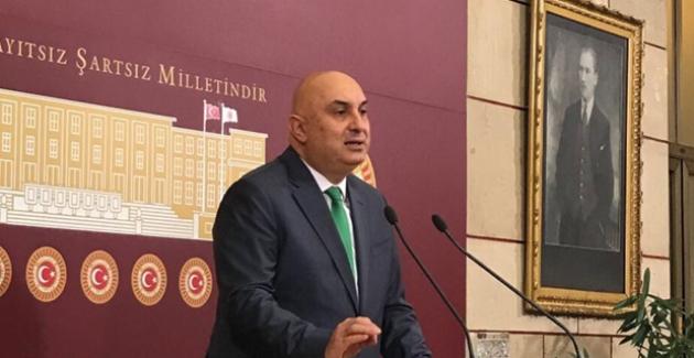 CHP'li Özkoç: Bu Kararın Karşısında Dimdik Durmalıyız