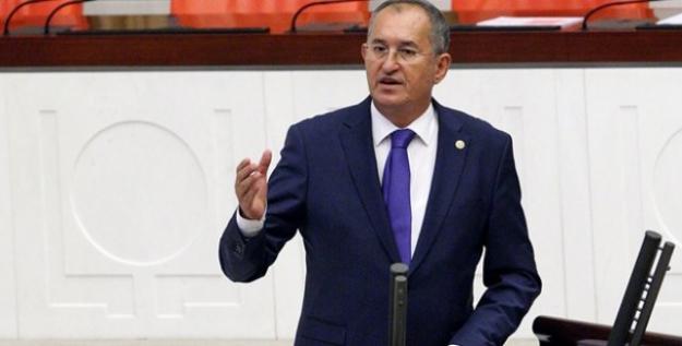 """CHP'li Sertel: """"İlaç Da Helal-Haram Kenarda Dursun, Haram Paranın Hesabı Verilsin"""""""