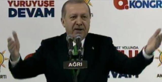 Cumhurbaşkanı Erdoğan: Ana Hıyanetin Başındaki Zatı Kullanıyorlar