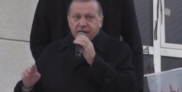 Cumhurbaşkanı Erdoğan: Başkanlık Sistemine Geçiyoruz