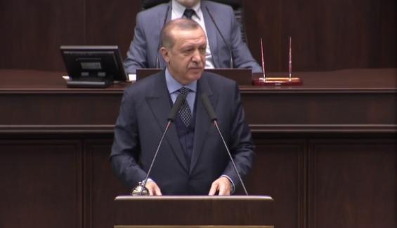 Cumhurbaşkanı Erdoğan: Bu Silahları Ya İran Ya Türkiye'ye, Sıkıysa Rusya'ya Karşı Kullanacaklar