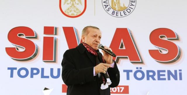 Cumhurbaşkanı Erdoğan: Ey Trump Tek Başına Bir Emlak Mı Alıp Satıyorsun?