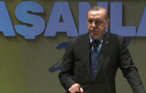 Cumhurbaşkanı Erdoğan: İsteyen Herkesin Yurt Dışına Parasını Çıkarma Hakkı Var