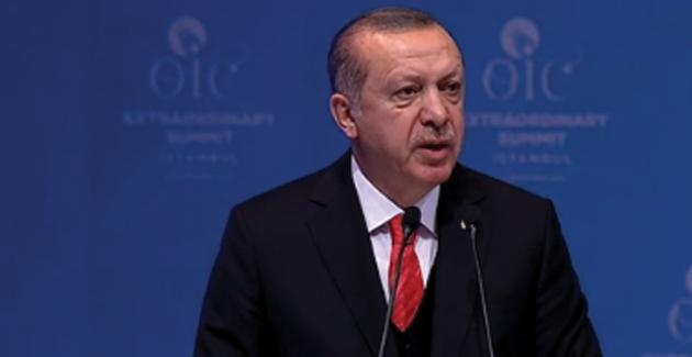 Cumhurbaşkanı Erdoğan: Kudüs'ü Filistin Devletinin İşgal Altındaki Başkenti Olarak Tanımaya Davet Ediyorum