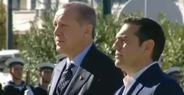 Cumhurbaşkanı Erdoğan, 'Tarihi' Ziyaret İçin Atina'da