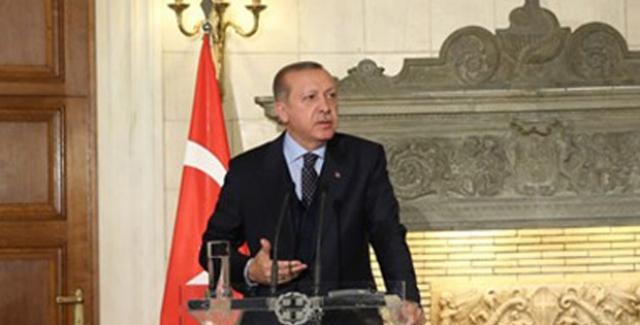 Cumhurbaşkanı Erdoğan: Yunanistan'la Enerjide Atabileceğimiz Önemli Adımlar Var