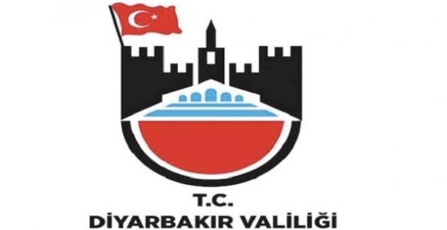 Diyarbakır'ın 5 İlçesi 26 Köyünde Sokağa Çıkma Yasağı