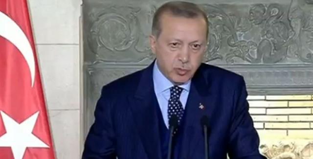 Erdoğan: Lozan, Türkiye İle Yunanistan Arasındaki Bir Anlaşma Değildir