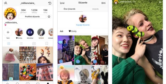 Instagram'dan İki Yeni Özellik