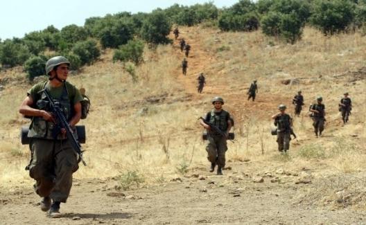 Karlıova'da 4 PKK'lı Etkisiz Hale Getirildi